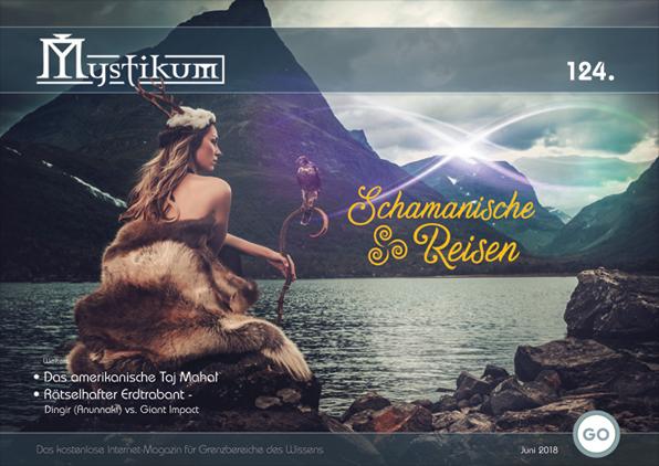 Mystikum Juni 2018 - Cover