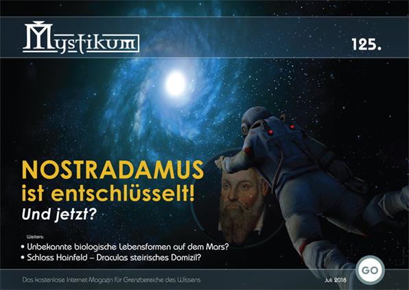 Mystikum Juli 2018 - Cover
