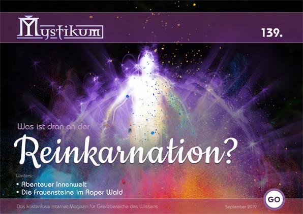 Mystikum September 2019 Cover