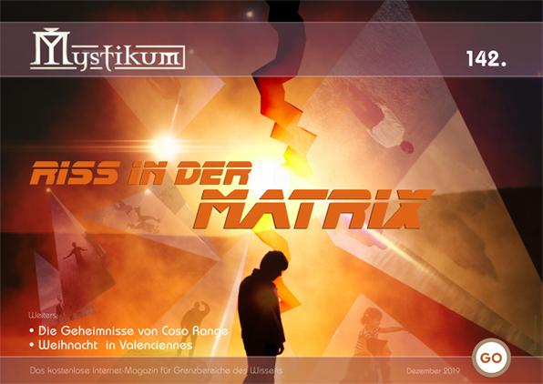 Mystikum Dezember 2019 Cover