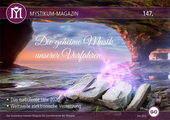Mystikum Mai 2020 Cover