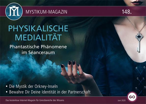 Mystikum Juni 2020 Cover