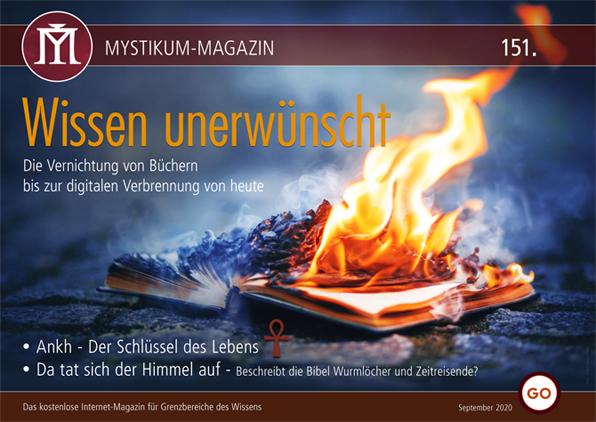 Mystikum September 2020 Cover