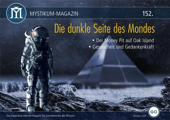 Mystikum Oktober 2020 Cover