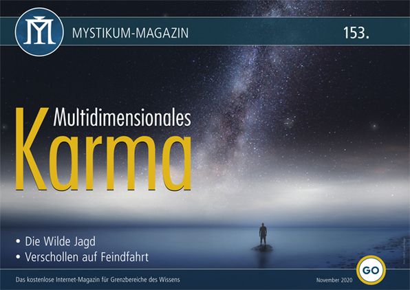 Mystikum November 2020 Cover