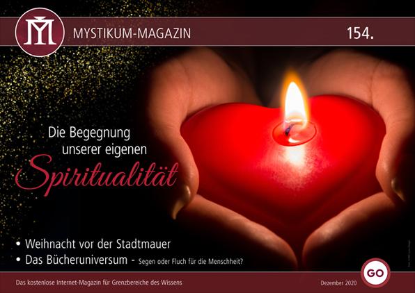 Mystikum Dezember 2020 Cover