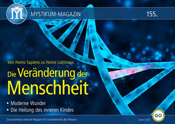 Mystikum Jänner 2021 Cover