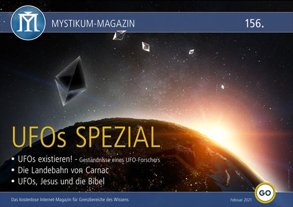 Mystikum Februar 2021 Cover