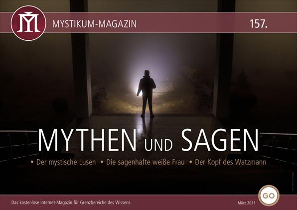 Mystikum März 2021 Cover