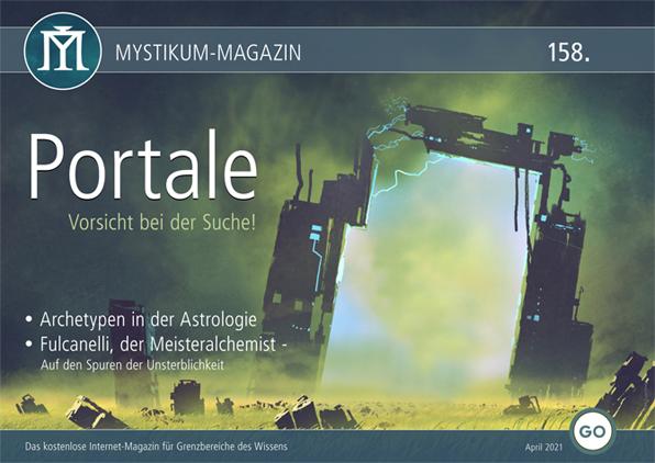 Mystikum April 2021 Cover