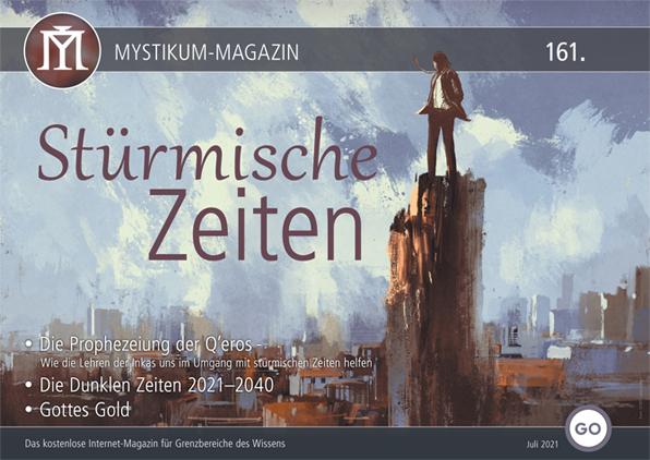 Mystikum Juli 2021 Cover