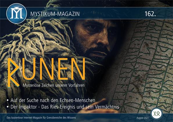 Mystikum August 2021 Cover