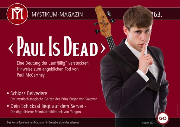 Mystikum September 2021 Cover