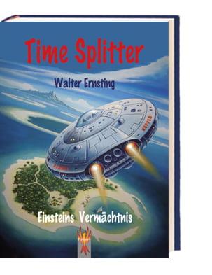 Buch Time Splitter